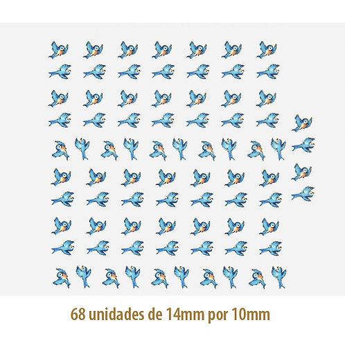 Blue Birds M
