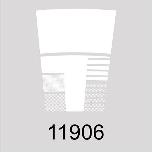 11906 - BRANCO PARA VIDRO