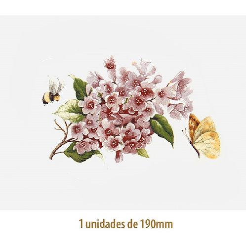 Pink Branch - 190mm