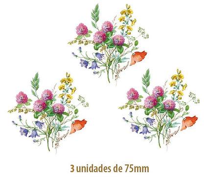 Wild Flower 75mm