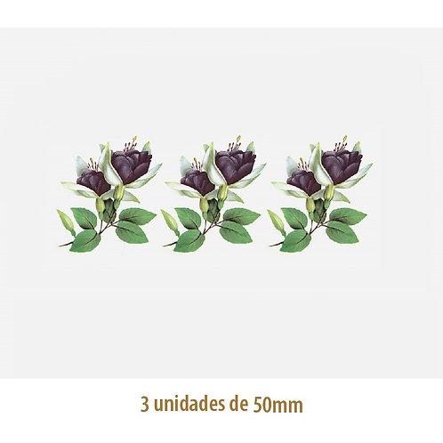 Violet Fucsia - 50mm