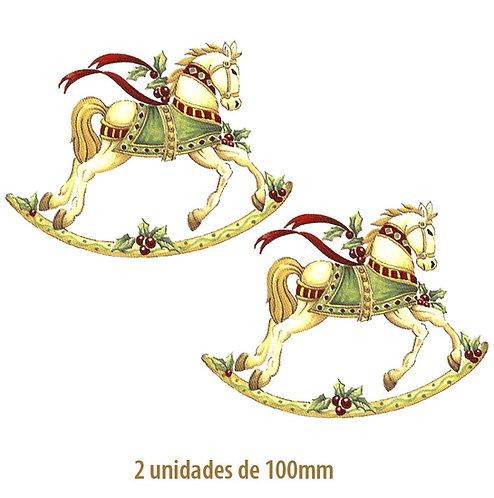 Xmas Horse - 100mm