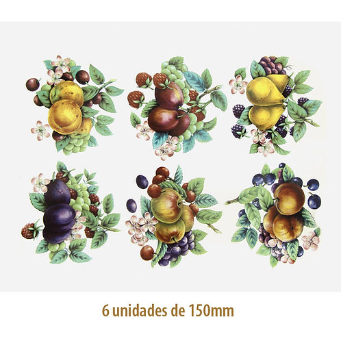 Blend of Fruits 150mm