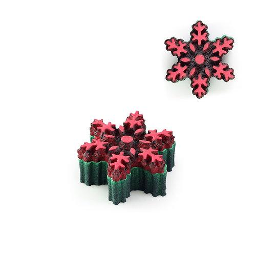 Carimbo - Flocos de Neve 1
