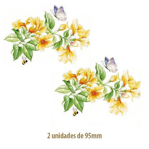 Yellow Branch - 95mm