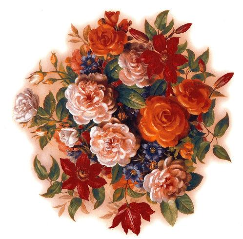 Rose in Bloom 150mm