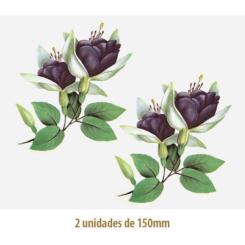 Violet Fucsia - 150mm