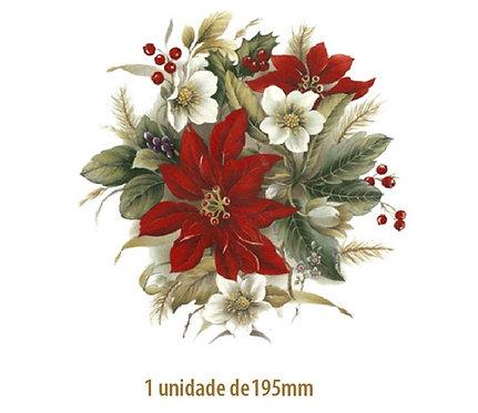 Winter Poinsettia - 195mm