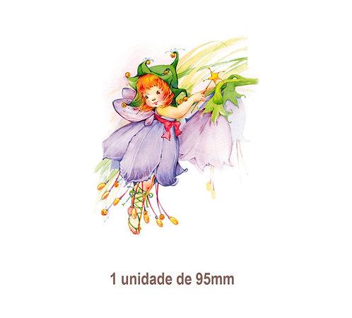 Purple Fairy - 95mm