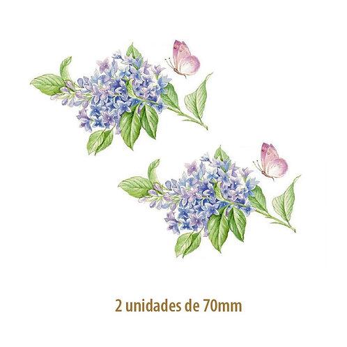 Blue Branch - 70mm