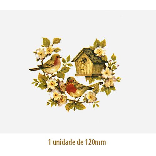 Bird House 120mm