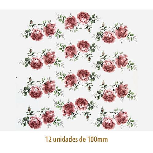 Jubilee Rose 100mm
