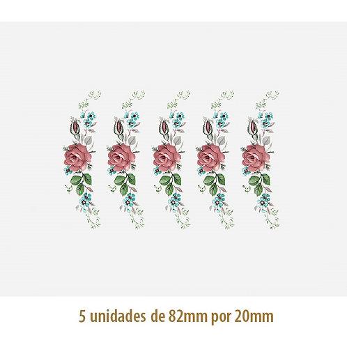Little Rose L - 82x20mm