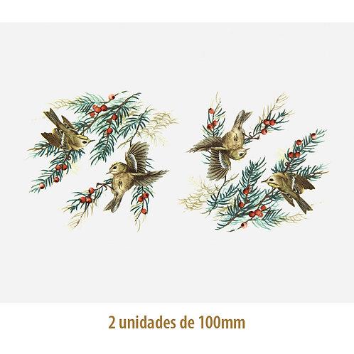 Goldcrest- 100mm