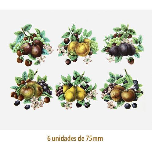 Blend of Fruits 75mm