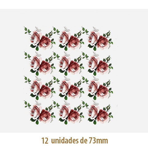 Jubilee Rose 73mm