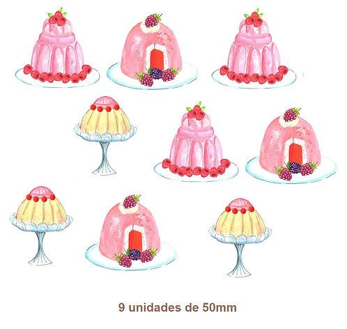 Dessert - 50mm