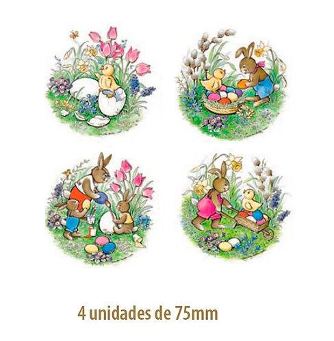 Funny Bunny - 75mm