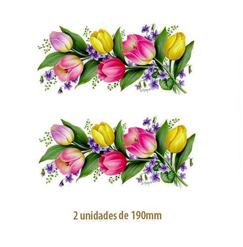 Tulips - 190mm