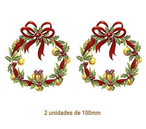 Guirlanda de Natal - 100mm