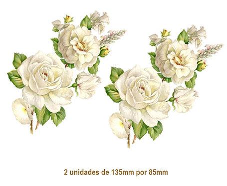 Mistflower - 135x85mm