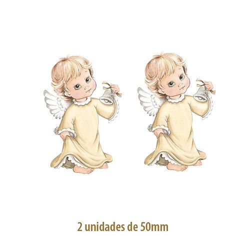 Yellow Angel - 50mm