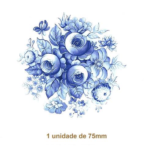Silvia Azul - 75mm