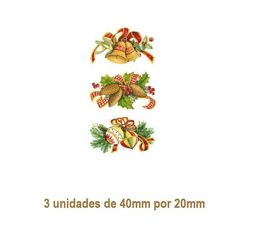 Little Xmas Ribbon - 40mm