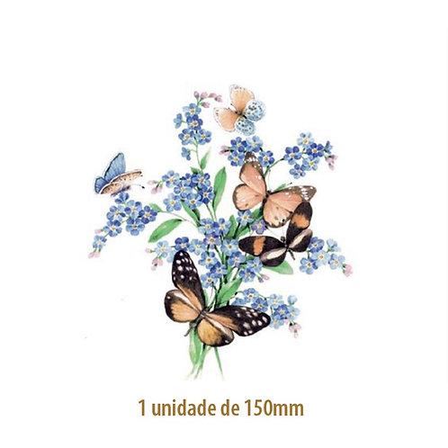 Blue Daisy 150mm