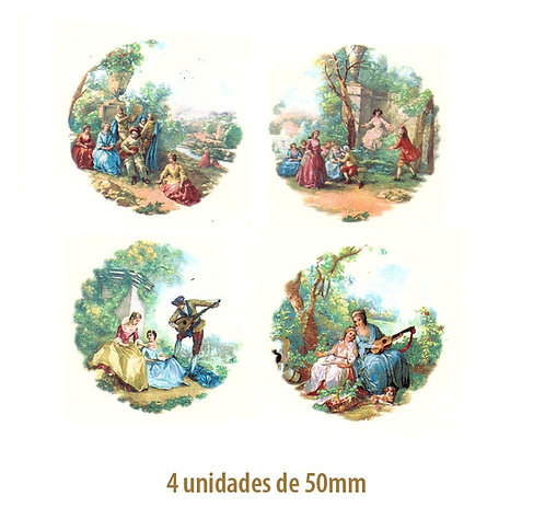 Romantics - 50mm
