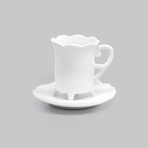 Xícara Café com Pezinho Nº 4