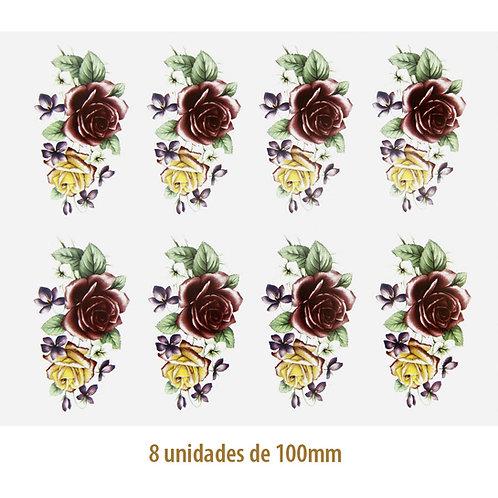 Belle Fleurs 100mm