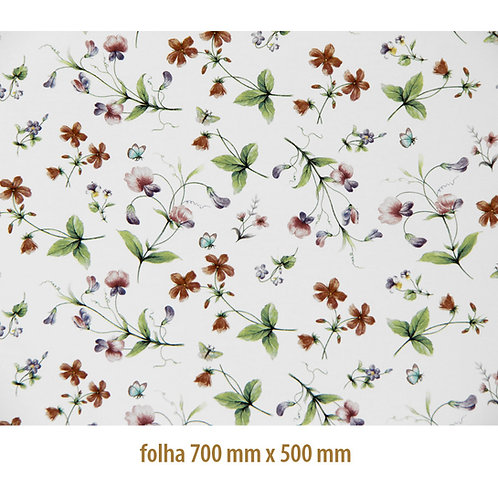 Tapete - Mini Floral