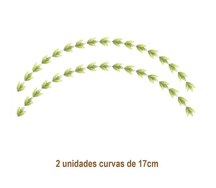 Flowers of the Year - Curva de 17cm