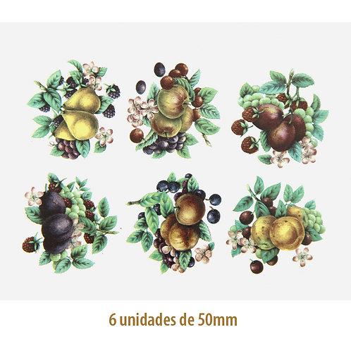 Blend of Fruits 50mm