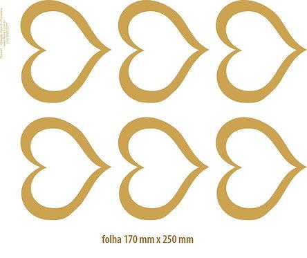 Ouro Coração 05