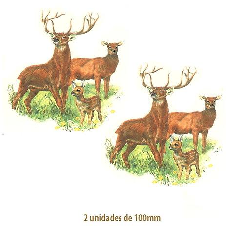 Ciervos - 100mm