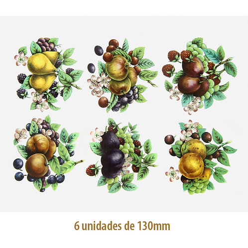 Blend of Fruits 130mm