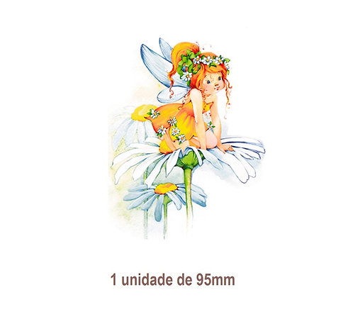 Yellow Fairy - 95mm