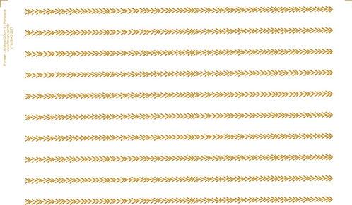 Ouro Arabesco 10