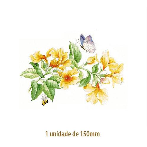 Yellow Branch - 150mm