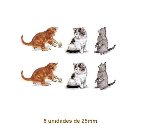 Kittens - 25mm