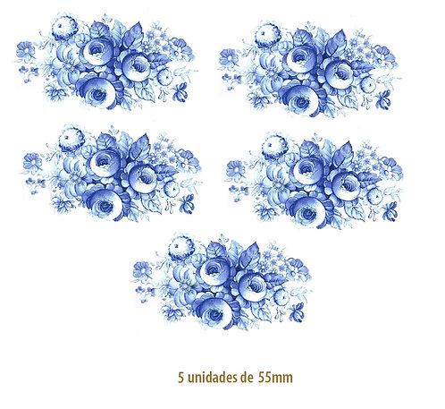 Silvia Azul - 55mm