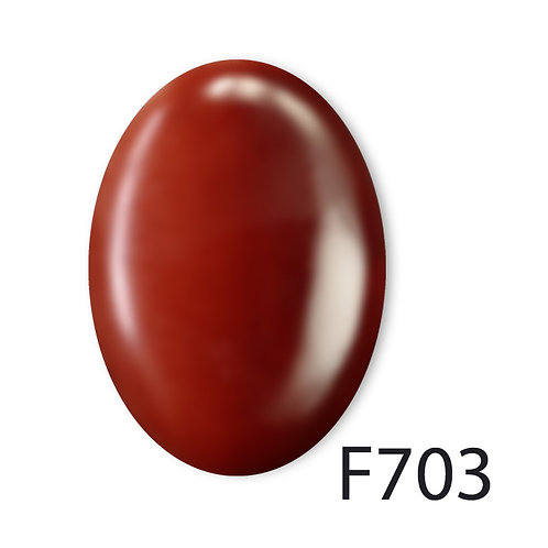 F703 - RED BROWN