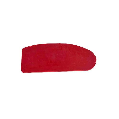 Borracha para aplicação de decalques 9cm