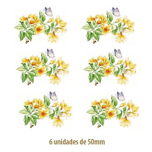 Yellow Branch - 50mm