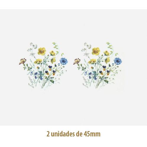 Field Flower 45mm