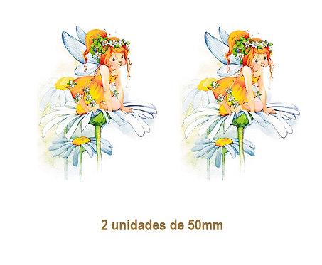 Yellow Fairy - 50mm