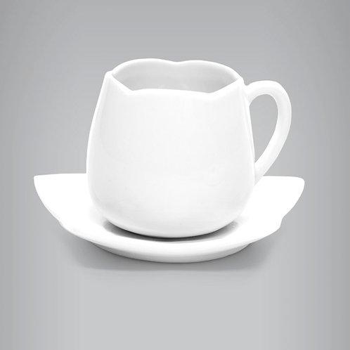 Xícara Chá Tulipa