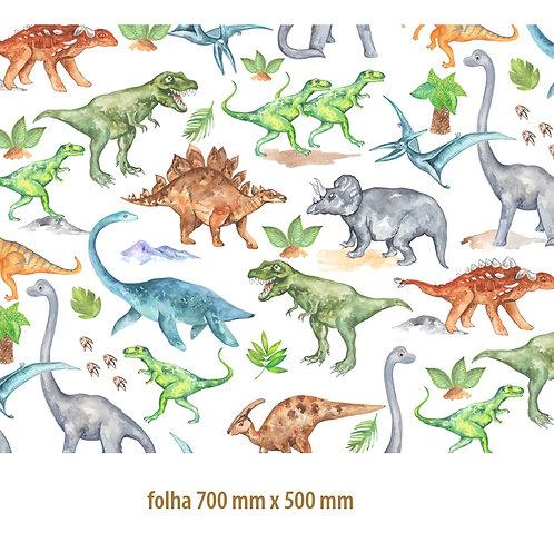 Tapete - Dinossauros